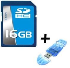 16GB SD SDHC Flash Memory Card FOR NINTENDO 3DS N3DS DS DSI & Wii Media Kit. Also compatible with Nikon SLR Coolpix Digital Camera, Kodak Easyshare, Canon Powershot, Canon EOS by Intel. $8.89. When you want a memory card you can count on, every day, choose this Standard SD. They are fast, built to last, and ready when you are. Store high quality photos, videos, music and more with this high storage capacity (16 GB) and good speed performance. Important: please ch...