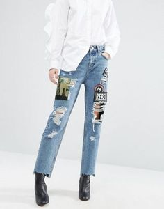 The Denim Trends Every Cool Girl Will be Rocking this Spring