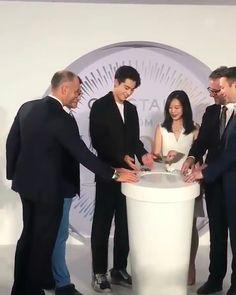 Meteor Garden Cast, Meteor Garden 2018, Shan Cai, Kpop, Michael Jackson, Cute Boys, Kdrama, Jimin, It Cast