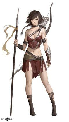D dnd ed fantasy pfrpg rpg character art pics в 2019 г. Fantasy Girl, Fantasy Warrior, Fantasy Women, Fantasy Rpg, Fantasy Artwork, Character Design Cartoon, Fantasy Character Design, Character Creation, Character Art