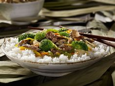 Low Calorie Beef and Broccoli Stir Fry