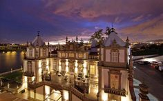 Pousada do Porto - Freixo Palace Hotel & National Monument Portugal. When extraordinary and one-of-a-kind intersect, you have likely found a Leading Hotel. Oscar Wilde, Spas, Oscar Verleihung, Porto City, Leading Hotels, Palace Hotel, European Destination, City Break, Culture