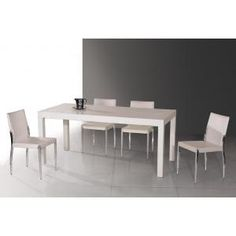 nice table but all the white looks a bit too white - maybe just needs more styling