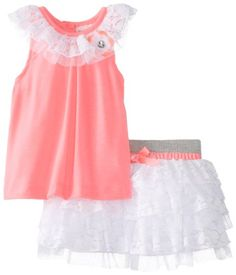 Little Lass Baby-Girls Infant 2 Piece Scooter Set Woven Eyelet Tulle, Pink, 12 Months Little Lass,http://www.amazon.com/dp/B00H5HXJWC/ref=cm_sw_r_pi_dp_7yOytb1829PNXCRK