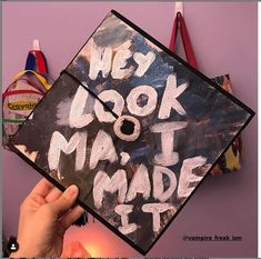 graduation party ideas The post 90 2019 Graduation Cap Decorating Ideas appeared first on Gag Dad. Funny Graduation Caps, Graduation Cap Designs, Graduation Cap Decoration, High School Graduation, College Graduation, Graduation Ideas, Graduation Hats, Decorated Graduation Caps, Funny Grad Cap Ideas