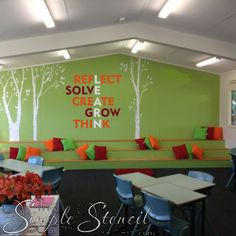 LEARN - Classroom Learn Definition Word Wall A great design to inspire and beautify your clas High School Classroom, Classroom Walls, Classroom Design, Preschool Classroom, Classroom Themes, Classroom Seats, Classroom Wall Decor, Highschool Classroom Decor, Back To School Highschool