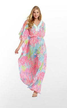Coleman Maxi Dress Lilly Pulitzer. OBSESSED.