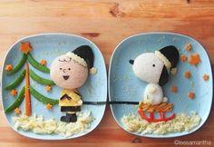Cocina creativa para peques: las recetas de Samantha Lee para Navidad #unamamanovata #recetas #Navidad ▲▲▲ www.unamamanovata.com ▲▲▲