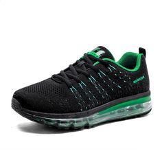 2017 běžecké boty pánské tenisky lehké barevné reflexní oka vamp pro  venkovní sportovní jogging vycházkové boty pro muže 05af60beaa