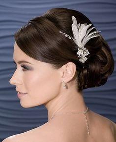 peinados elegantes para boda 2016