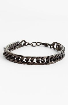 LINK UP Chain Link Bracelet available at #Nordstrom