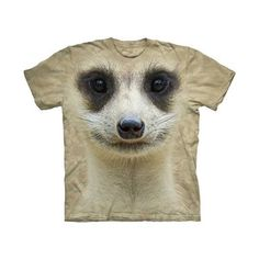 T-Shirt Erdmännchen now featured on Fab.