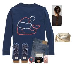 """""""Joy to the world, the Lord has come"""" by raquate1232 ❤ liked on Polyvore featuring Abercrombie & Fitch, UGG Australia, Casetify, Paul Frank and Lilly Pulitzer"""