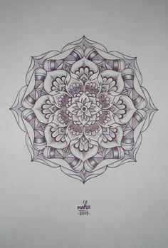 mandala design ...