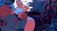 21 reasons Kida is the most kick ass Disney princess: I was going through this and this one killed me! Laughing so hard!