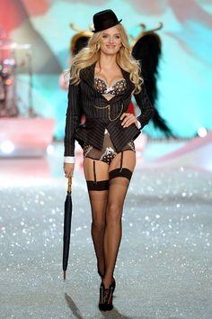 Lily Donaldson, VS Fashion Show 2013