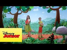 Morko y Mali: La nueva serie de Disney Junior