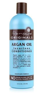 Big fan of this conditioner.  They say the only animals they test their products on are themselves! Argan Oil Conditioner