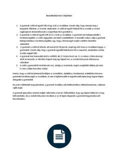 Beszoktatási terv 5 lépésben