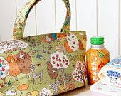 collection of super cute woodland themed school supplies