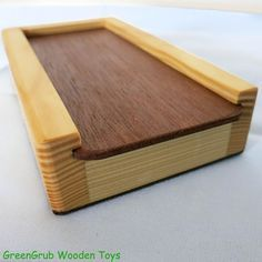 wooden pencil box - Google Search