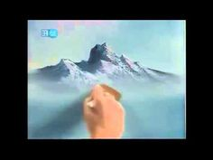 The Joy of Painting S22 10 Wintertime Blues - YouTube