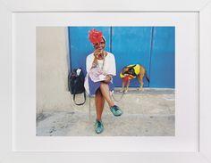 Carlotta Cuba by Peter Calvin at minted.com