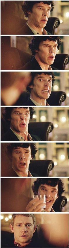 I just rewatched this episode xD #Sherlock