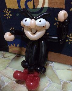 Gargamel Balloon
