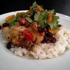 Slow Cooker Latin Chicken - Allrecipes.com
