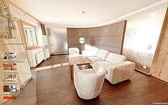 Lavendel - Leading Family Hotel & Resort Alpenrose Bad, Alcove, Bathtub, Bathroom, Hotel Bedrooms, Lavender, Homes, Standing Bath, Washroom