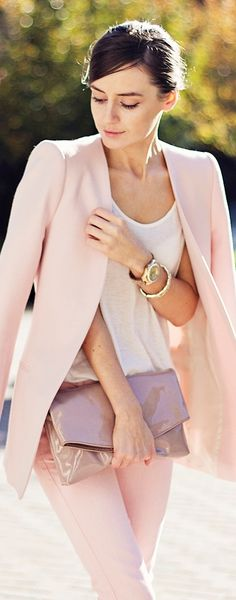 Chic in pink