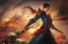 Bang Bang, Hero Wallpapers Hd, Alucard Mobile Legends, Warrior Outfit, The Legend Of Heroes, The Valiant, Mobile Legend Wallpaper, All Hero, New Skin