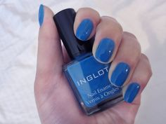 Attractive Inglot Nail Polish Ideas :