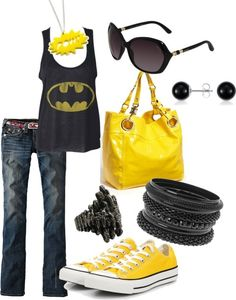 """For the """"Bat-Girl"""" in you!"""