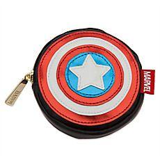 Captain America MXYZ Coin Purse