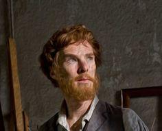 Ben as Van Gogh