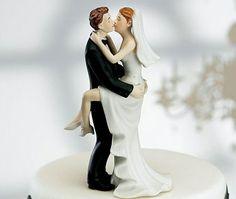 Noivinhos de Bolo de casamento