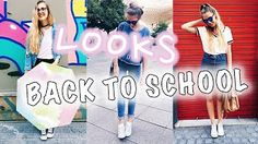 4 OUTFITS PARA IR A CLASE ft. JustCoco | BACK TO SCHOOL · DearDiaryBlog - YouTube