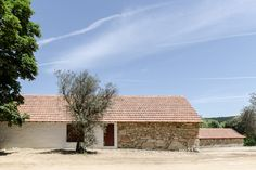 Nuno Graça Moura · Rural House Refurbishment