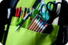 DIY Portable Homework Station - Todays Creative Blog