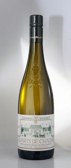 Situation du Domaine des Baumard - Vins de Loire - France