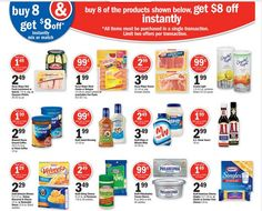 Meijer Coupon Shopping Scenarios 6/9 - 6/15!  2 Kraft Salad Dressings, 5 Bologna, 1 Philadelphia Creme Cheese all for ONLY $1.92