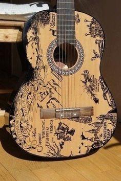 Harry Potter Guitar