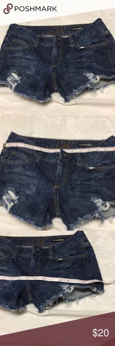 Distressed shorts From jeans a chip and pepper production Shorts Jean Shorts