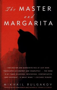 The Master and Margarita.