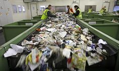 UK increased recycling rates fastest in Europe over past decade  Many nations will fail to meet target of recycling 50% of waste by 2020,