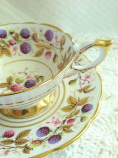 Shop Fine China Tea Cups on Wanelo