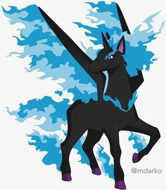Pokemon Fan Art, My Pokemon, Pokemon Fusion, Fire Horse, Original Pokemon, Classroom Themes, Fantasy Creatures, Batman