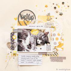Write Click Scrapbook | Sleeping Beauty @ listgirl.com